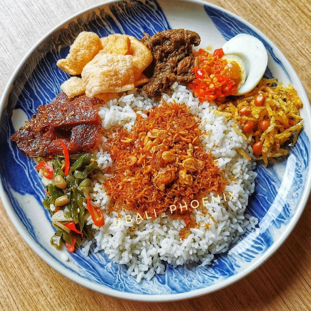 Nasi Lemak Aceh
