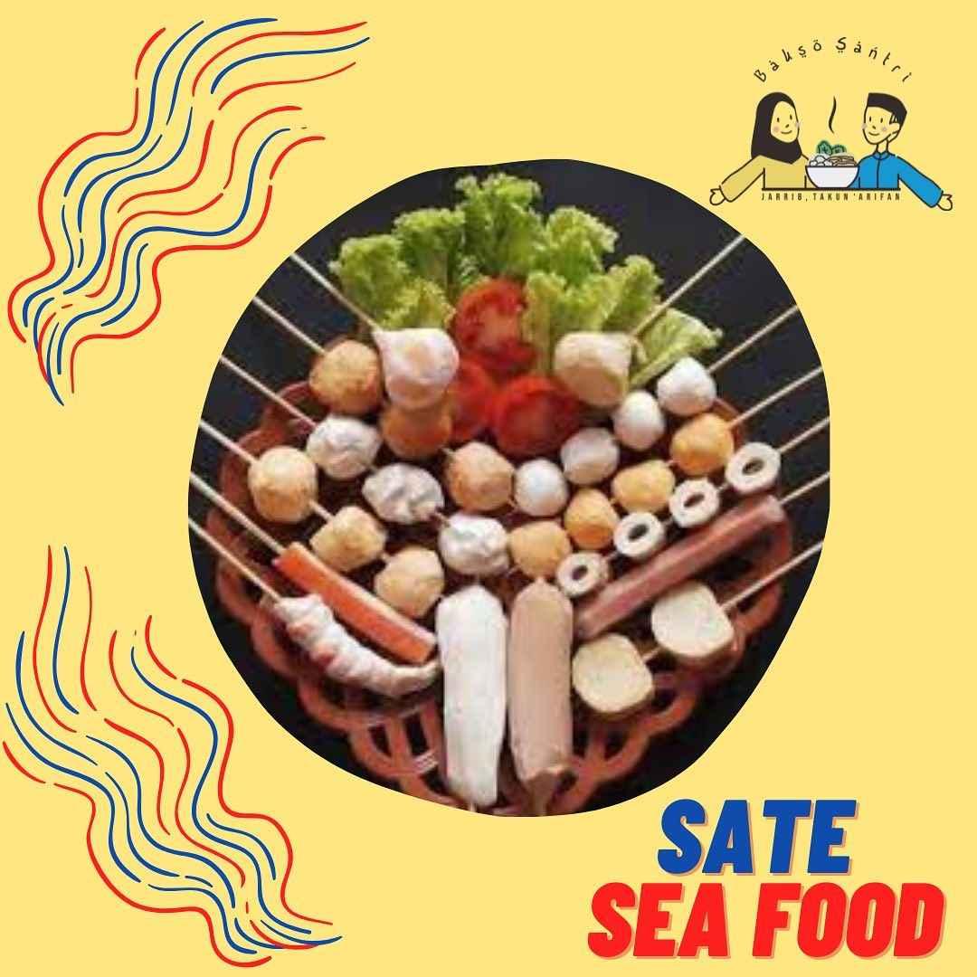 Sate Seafood
