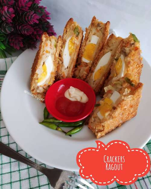 Crackers Ragout Isi 10
