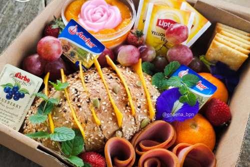 Hampers Makanan Sehat