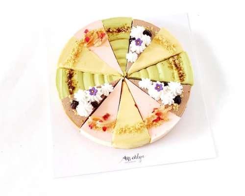 Mix Cheesecake