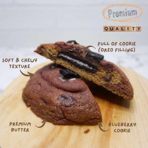 Monster Berry Cookies